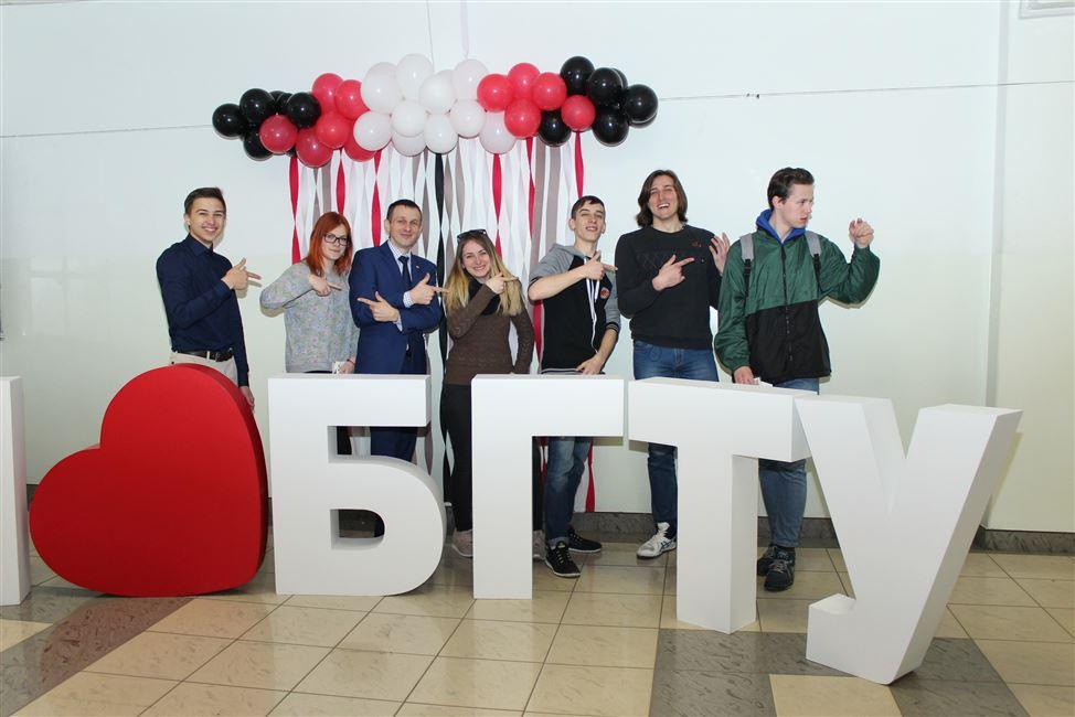 День Рождения факультета информационных технологий!